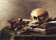 Reproduction Art - Vanitas by Pg Reproductions