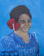 Kate Farrant - Vanuatu Lady