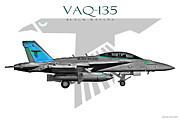 Clay Greunke - VAQ-135 Custom