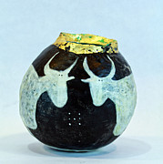 Vase Originals - Vasa Taurus No 2  by Mark M  Mellon