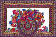 Vase Variation Print by Lawrence Chvotzkin