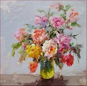 Giuletta Ferraro - Vase with flowers