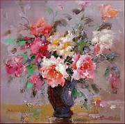 Giulietta Ferraro - VAse with flowers