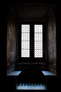 Den Decor Photo Prints - Vatican Window Seats Print by John Daly