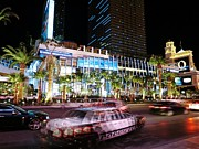 Viva Las Vegas Photos - Vegas Night by John Groeneveld