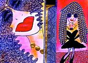 Lady Picasso Tetka Rhu - Vegas Opening