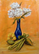 Anne Barberi - Vegetable Flower Still...