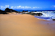 Puerto Rico Art - Veiques Beach by Thomas R Fletcher