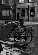 Velo Prints - Velo sur Place Print by Yiannis Zach
