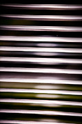 Venetian Blinds Prints - Venetian Blinds Print by Hakon Soreide