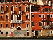 Venetian Red Print by Ira Shander