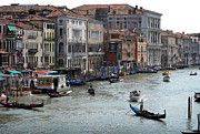 Europe Photo Originals - Venetian Travel by Terence Davis