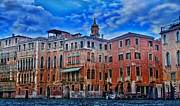 European City Digital Art - Venezia by Ellen Lacey