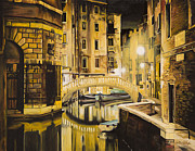 Betta Artusi - Venice at night
