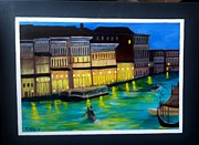 Rich Fotia - Venice At Night