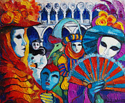 Marco Originals - Venice Carnival by EMONA Art