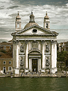 Most Art - Venice City of Churches by Julie Palencia