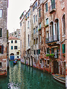 Gondola Art - Venice City of Water 2 by Julie Palencia