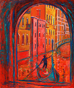 Xueling Zou - Venice Impression VIII