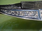 Gregory Dyer - Venice Italy - Gondola Detail
