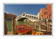 Vincenzo Scamozzi Framed Prints - Venice Italy ver.16 Framed Print by Larry Mulvehill