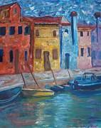 Kristine Bogdanovich - Venice