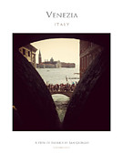 Famous Photographers Originals - Venice by Massimo Conti