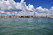 Vaporetto Framed Prints - Venice Framed Print by Simona Ghidini