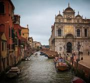 Daniel Sands - Venice Street Scene