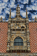 Byzantine Metal Prints - Venice - The Lion of Saint Mark Metal Print by Lee Dos Santos