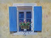 Karen Snider - Venice Window