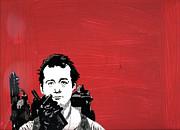 Venkman 2 Print by Jason Tricktop Matthews