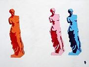 Venus De Milo Statue Print by Venus
