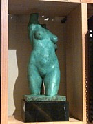 D Sculpture Prints - Venus No.2 Print by Konstantin Fedorov