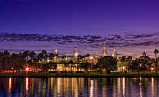Afterglow Photos - Venus Over the Minarets by Marvin Spates
