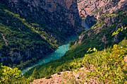 Dany  Lison - Verdon Gorge 2