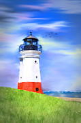 Mary Timman - Vermilion Lighthouse