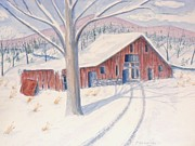 Craig Calabrese - Vermont Barn