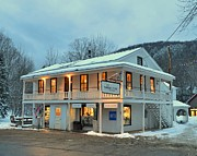 Vermont Country Store Prints - Vermont Country Store Print by Philip Bobrow