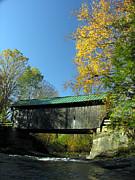 Robert Lozen - VERMONT COVERED BRIDGE 1