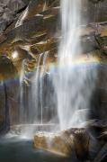 Featured Art - Vernal Falls and Rainbow by Jenna Szerlag