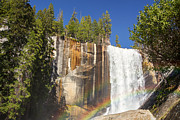 Jane Rix - Vernal falls rainbow