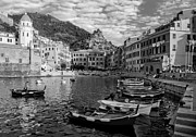 Carl Amoth - Vernazza Harbor