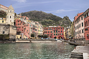 Harbour Framed Prints - Vernazza Framed Print by Joana Kruse