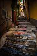 Doug Sturgess - Vernazza Stairway