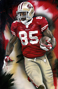 49ers Originals - Vernon Davis by Joshua Jacobs