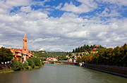 Kiril Stanchev - Verona Adige River view...