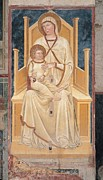 Child Jesus Photo Prints - Verona Artist, Madonna And Child Print by Everett