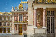 Opulence Prints - Versailles Splendor Print by Inge Johnsson