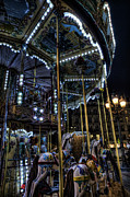 Grate Photos - Vertical Carousel by Evie Carrier